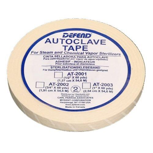 Defend Autoclave Tape – Sterilization Indicator Tape