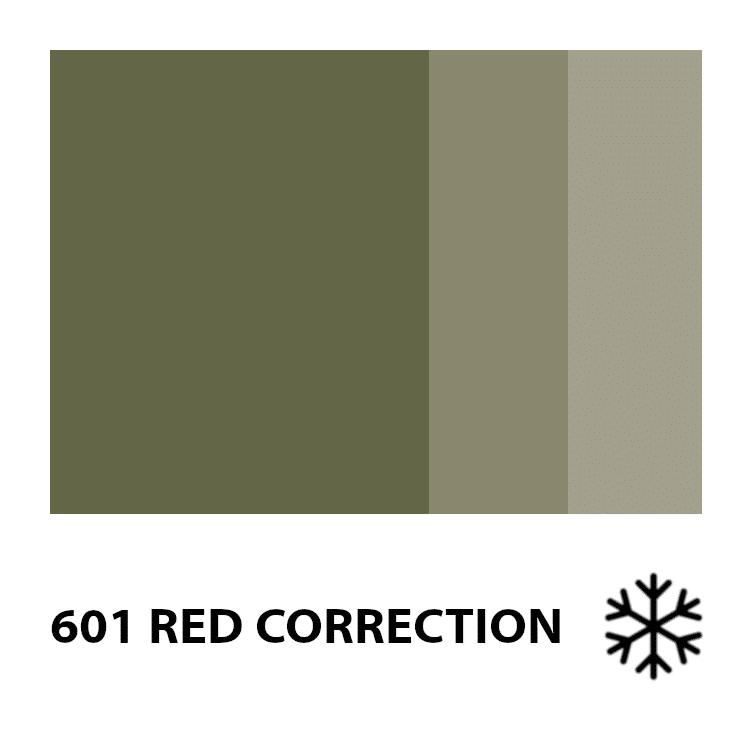 Doreme Permanent Makeup Color Red Correction