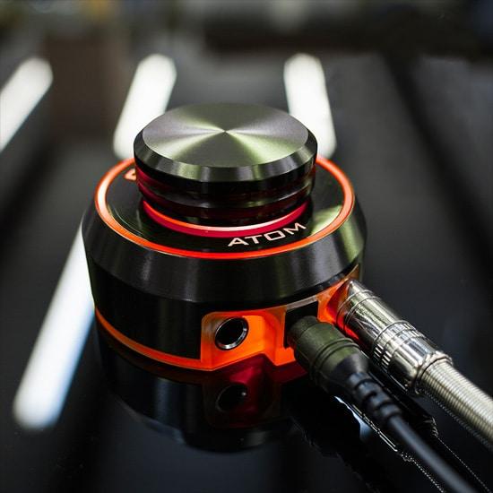 Critical atom power supply black
