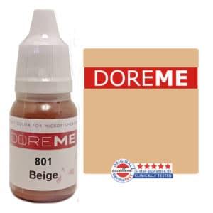 Doreme Organic Pigments Beige 801