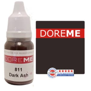 Doreme Organic Pigment Dark Ash 811