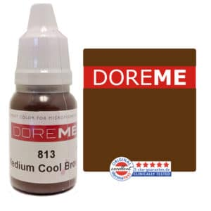 Doreme Organic Pigments Medium Cool Brown