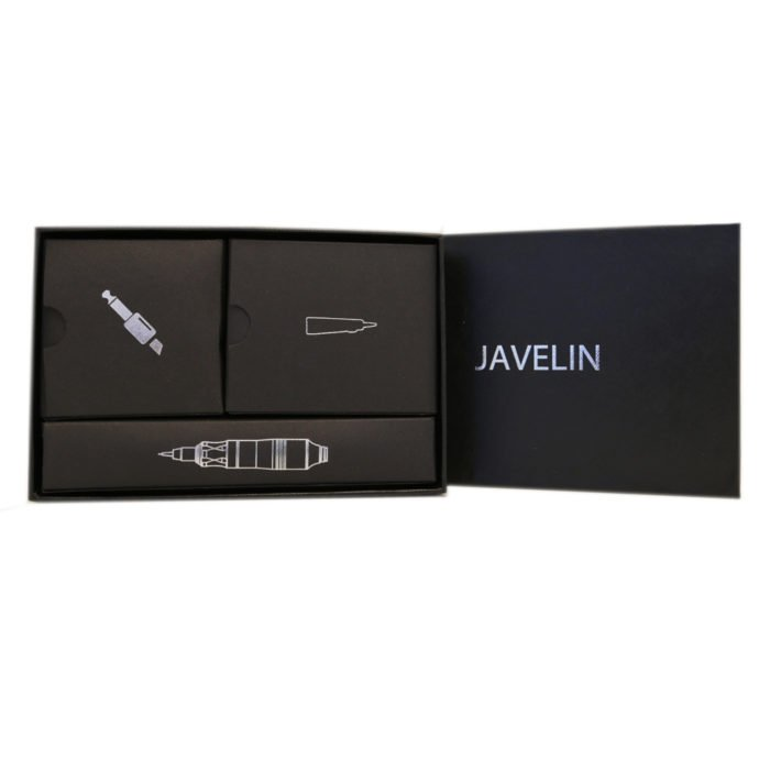Javelin Rotary Tattoo Permanent Makeup Pens box
