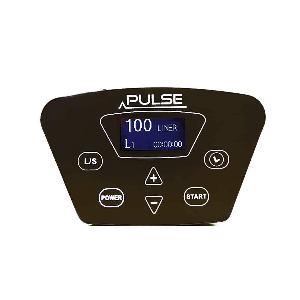 Pulse Crossdrive Power supply