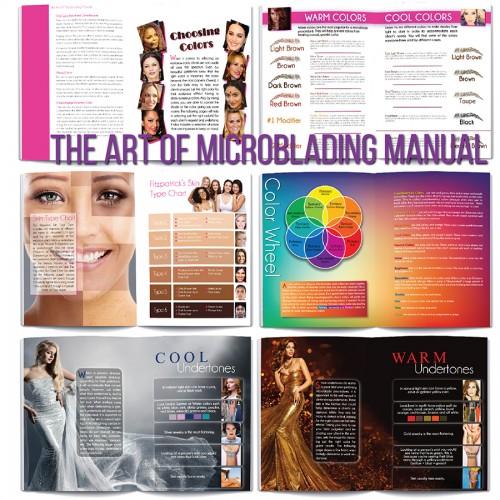 The Art of Microblading Debbie Mcclellan 1