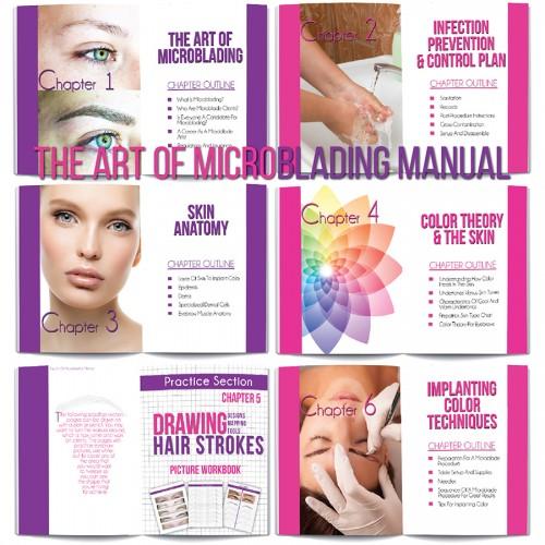 The Art of Microblading Debbie Mcclellan 2
