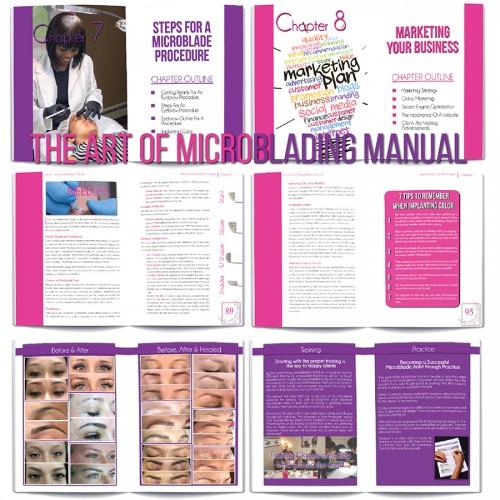 The Art of Microblading Debbie Mcclellan 3