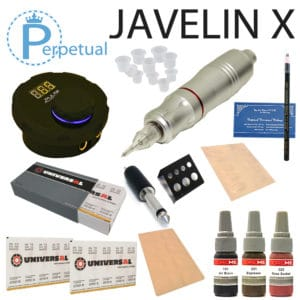 Javelin X Tattoo Kit