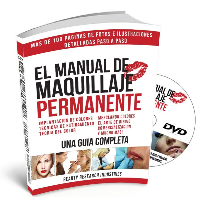 El Manual De Maquillaje Permanente