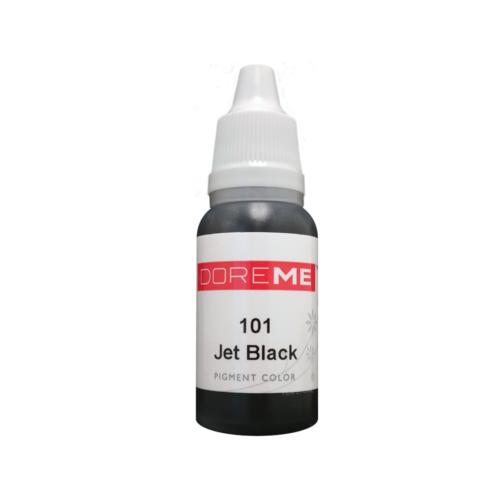 Doreme Permanent Makeup Color: Jet Black