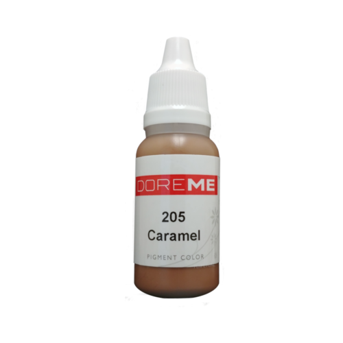 Doreme Permanent Makeup Color: Caramel