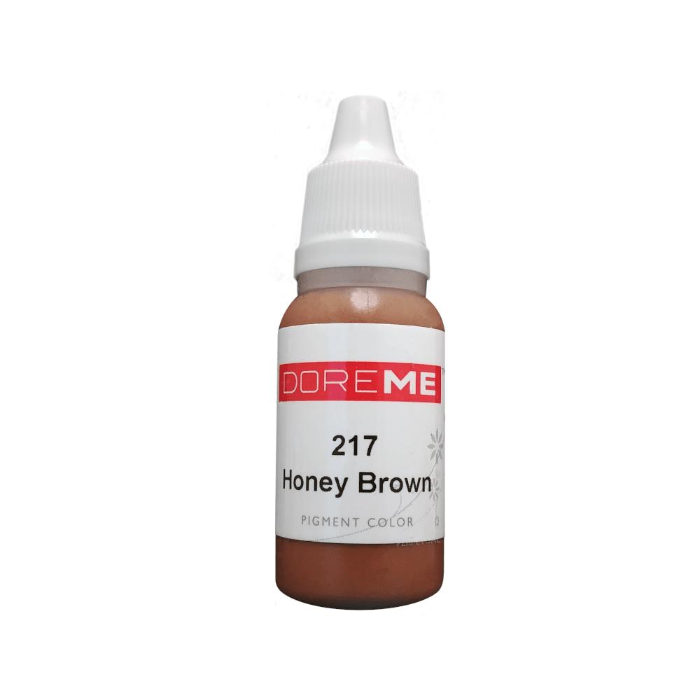 Doreme Permanent Makeup Color: Honey Brown