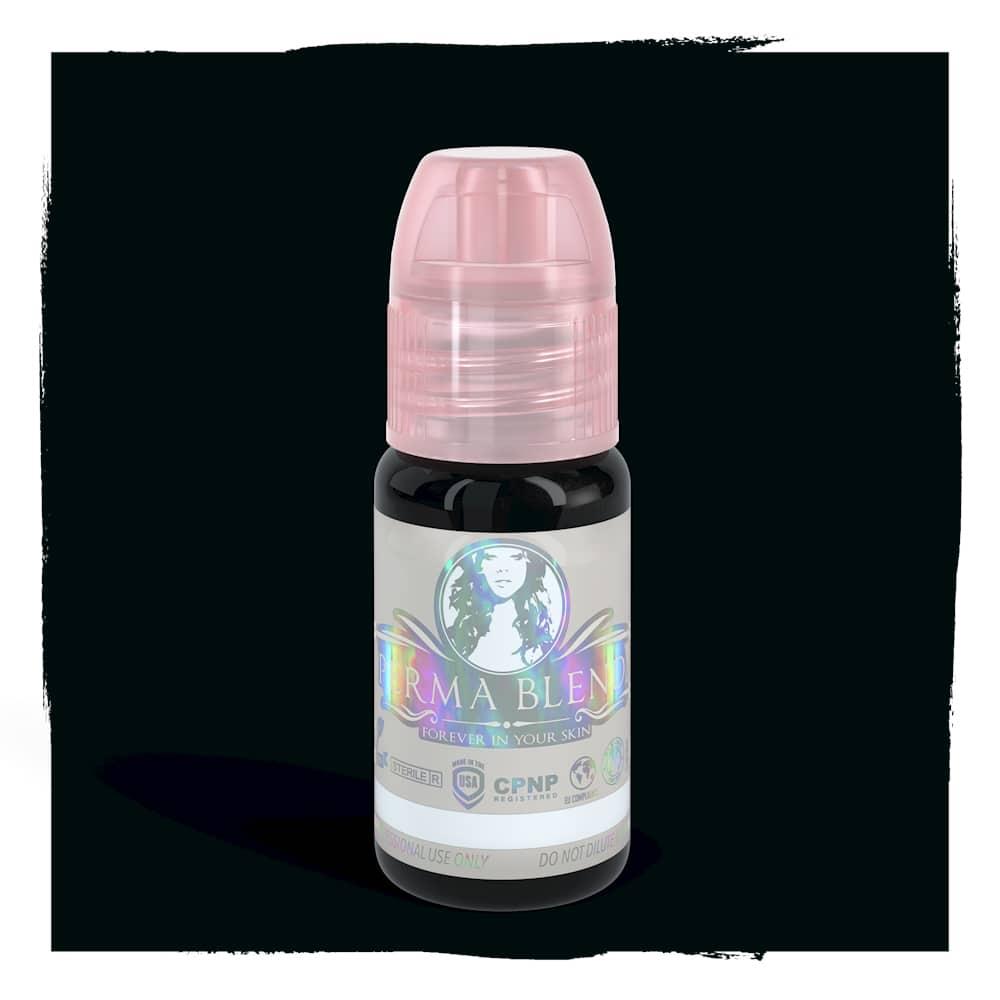 Perma Blend Pigments - Double Black 1/2 oz