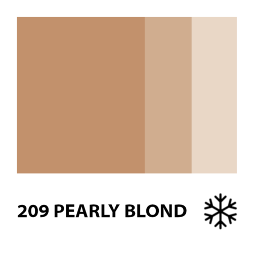 Doreme Permanent Makeup Color: Pearly Blond