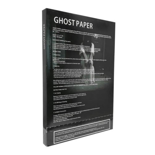 Ghost Paper - Transfer Paper