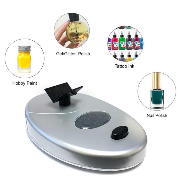 permanent makeup pigment mixer shaker 12