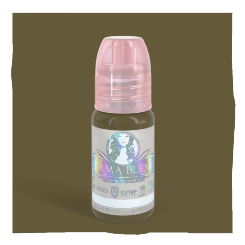 Inga Babitskaya x Perma Blend Pigments – Perfect Brown 1/2oz