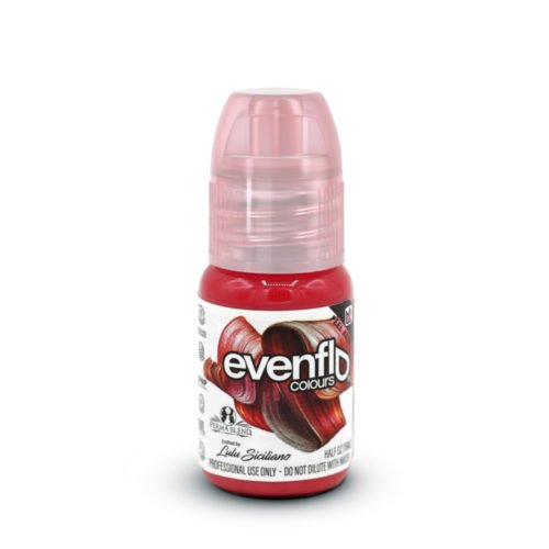 Perma Blend Evenflo Lip Pigments - Lulu's Rose 1/2 oz