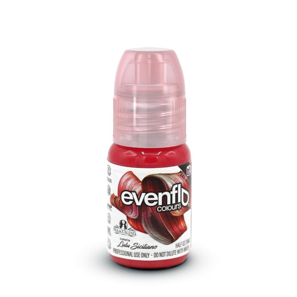 Perma Blend Evenflo Lip Pigments - Lulu's Rose 1/2 oz