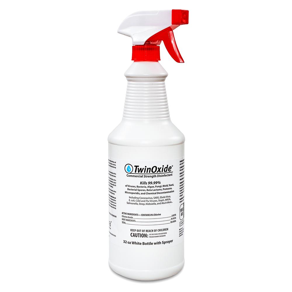 TwinOxide Disinfectant Bottle 32oz