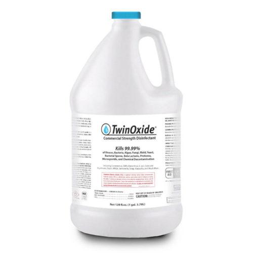 TwinOxide Disinfectant Bottle Gallon