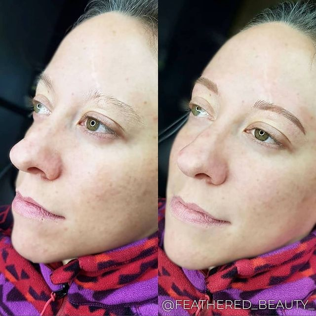 Microblading Submission – 𝖢𝖺𝗋𝖺 𝖦𝗈𝗈𝗌𝖾