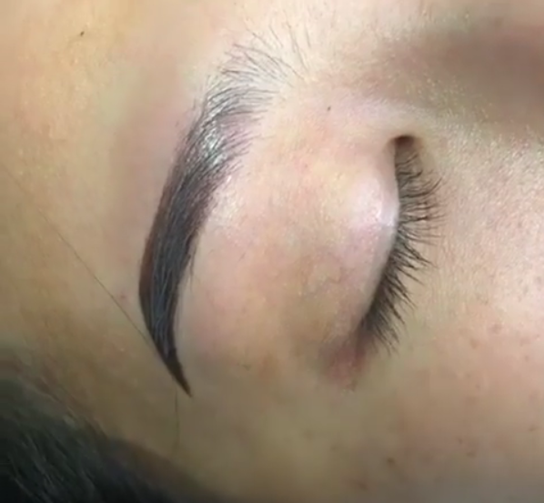 Microblading Submission – Nancy J Liang