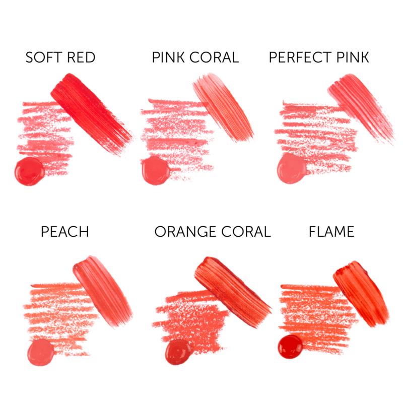Tina Davies I Love Lips Lust Pigment 4