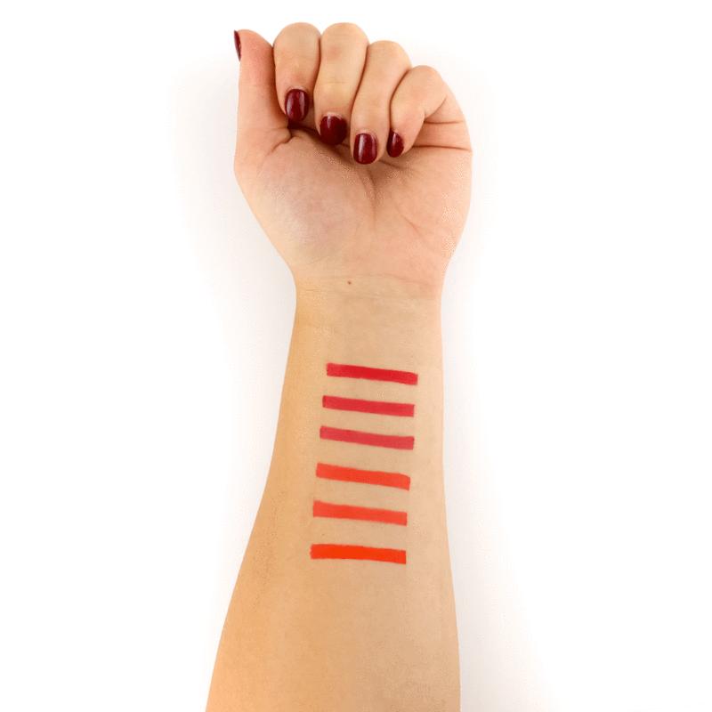 Tina Davies I Love Lips Lust Pigment 5